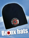 ALS Badge Bronx Hat (Black)