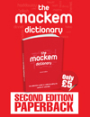 The Mackem Dictionary - Second Edition - Paperback