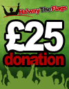 Donate �25 To Ha'Way The Flags