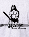 Koné The Barbarian