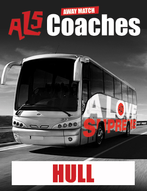 Return Coach to Hull City (Date 06/05/17 DEP 9am) - Click Image to Close