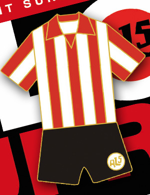Sunderland Kit Badge - Click Image to Close