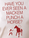 Punch A Horse